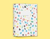 ABC Small notebook / journal / diary