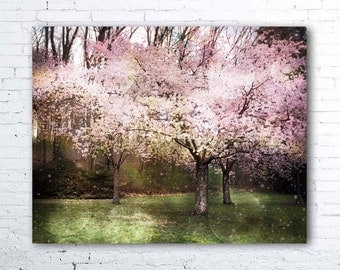 spring photography - fairy tale decor - surreal tree photography