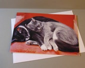 Forty Winks art card by E...