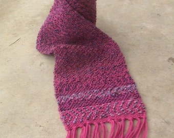 Custom Made Scarf Woven by canfieldcreations