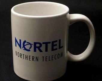 1995 Northern Telecom - Nortel Coffee Mug