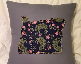 OREGON Wild Fern Pillow