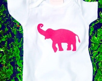 Children - Elephant - Animal - Jungle - Toddler T-Shirt or Baby Onesie