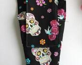 Blythe Doll Hammock -  Skulls and Roses