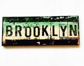 Brooklyn sign