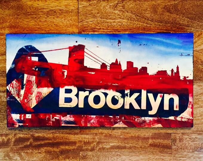 Brooklyn Collage