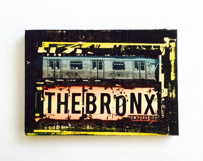 The Bronx Collage