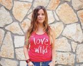 The Love Wild Tank