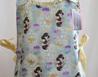 Disneys Aladdin Jasmine Kids Art Smock Apron