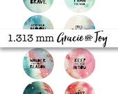 Goodnight moon, boho,hand lettered, 1.313 mm,Digital Download, button, magnet, bottle cap image, Gypsy,gracie and joy, inspirational