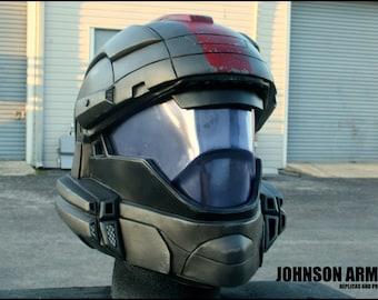 "Ultimate Custom""Dutch style"" Halo ODST Helmet - Padded and Wearable - Fan Made"