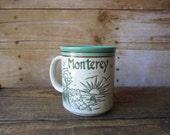 Retro Monterey  Mug