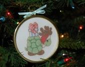 Precious Moments Christmas Turtle