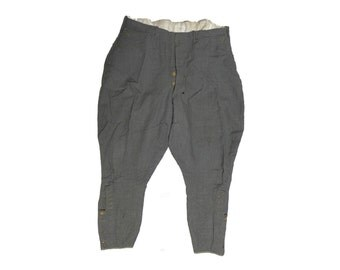 WWI Era US Infrantry Pants / Trousers