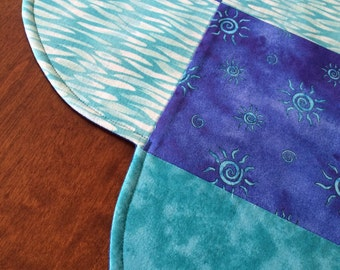 Clearance sale! 50% off all in stock items! Quilted Native Sun Quilted Table Runner, Summer, Southwest