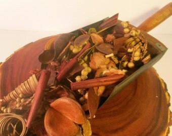 Handcrafted Cinnamon Sticks Artisan Potpourri // 4 cups
