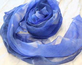 Tissue Silk fabric (chiffon)