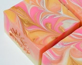 Peach Bellini Artisan Soap