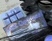 Dark Goddess Herbal Wax Melts for Magick, Prayer, Spells or Ritual