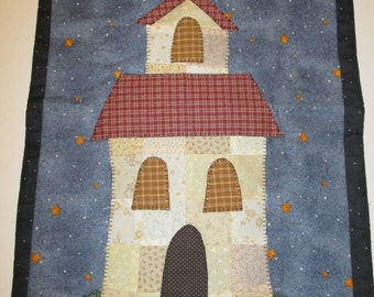 Country Church Wall Hanging Wall Art