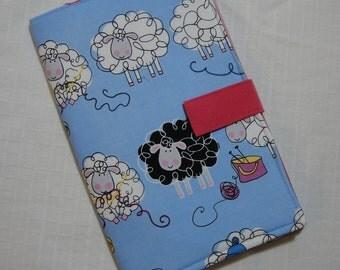 Crafty Sheep Pattern Buddy Pattern Wallet