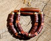 Asikooluwaloju tribal  earrings - bespoke - artisan jewelry - ethnic jewelry - african jewelry - tribal jewelry - african earrings - jewelry