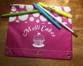 Custom Pencil Bag