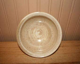 Handmade pottery bowl, multiclay bowl, cereal bowl, soup bowl