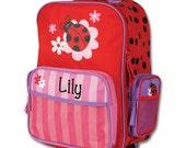 Ladybug Rolling Luggage