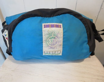 Vintage 1989 Seattle to Portland Mountain Systems Waist Bag Fanny Pack Cycling Bike