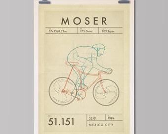 The Hour - Francesco Moser 1984