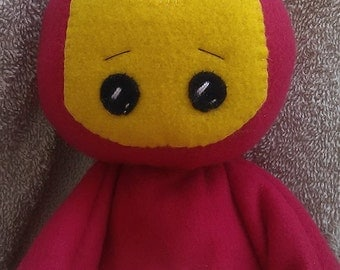 IRON MAN Snuggle Bumble
