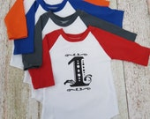 Add a 3/4 sleeve Graphic Tee To Your Order Select Size And Color