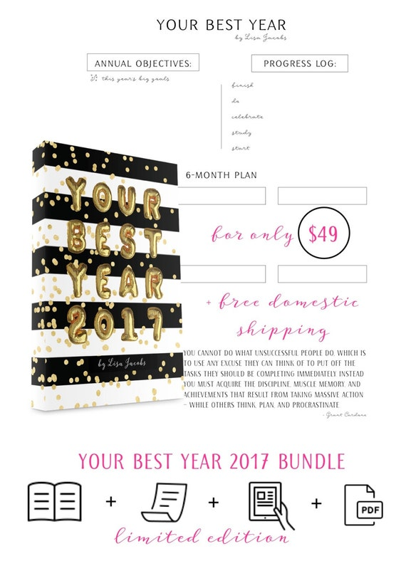 Your Best Year 2017 Limited Edition Bundle
