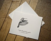 5-Notecard Set: Hummingbi...