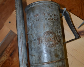 Huffman Oil Can