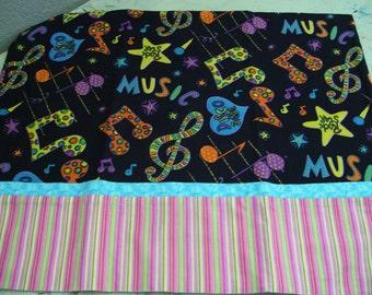 Disco Print,Hand Sewn Pillowcase-Standard Size