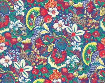 "Liberty Tana Lawn LAURA MARY - 17"" wide x 13"" (43cm x 33cm) - Limited Edition"