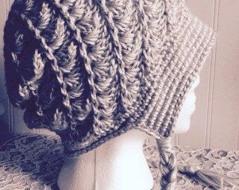 Freida Slouchy Hat - Made to Order