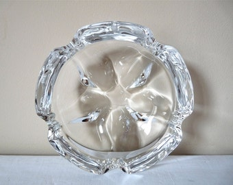 Ring Dish French Vintage Ring Case Beautiful Glass Ring Cup