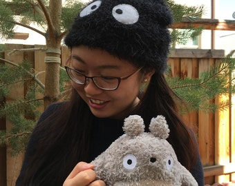 My Neighbor Totoro Dust Bunny Cosplay Beanie