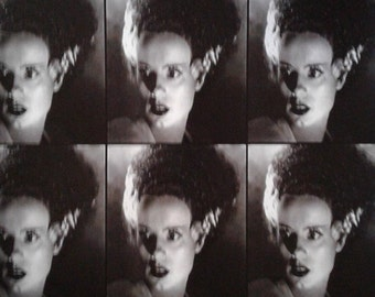 Bride of Frankenstein Giftwrap
