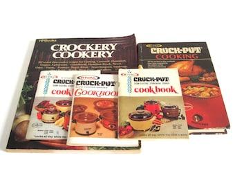 Rival Crock Pot Recipes Instructions 3150 3350 3300 3100 3101 3102 3302 3355 3154 3104 / Crockpot Cookbook w/ Bread N Cake Recipes Cookbooks