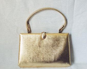 Metallic Envelope Bag