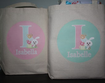 Large Personalized Tote Bags
