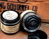Black Non-Toxic Shoe Polish Cream - Item# SPO_BLACK_01