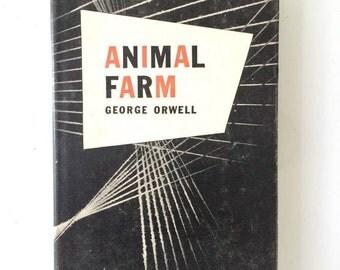 Animal Farm First Edition by George Orwell