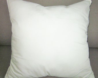 Pillow Insert 12 x 12, Pillow Form