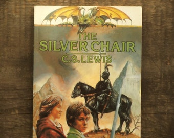 Narnia book The Silver Chair by C. S. Lewis
