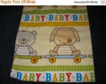 Summer Sale Micro Fleece Baby Blanket Throw
